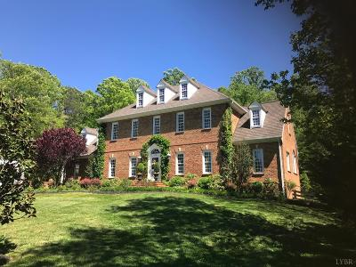Forest Single Family Home For Sale: 313 Brookstone Drive