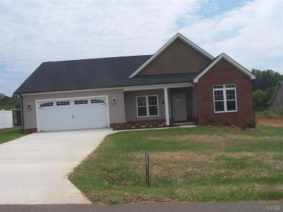 Forest VA Single Family Home Contingent/Show: $279,900