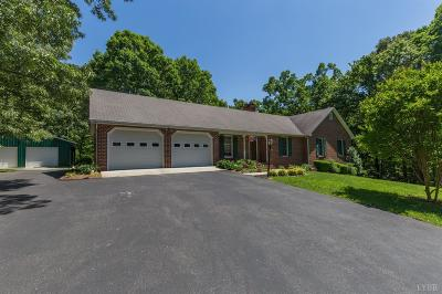 Bedford County Single Family Home For Sale: 4819 Roaring Run Road