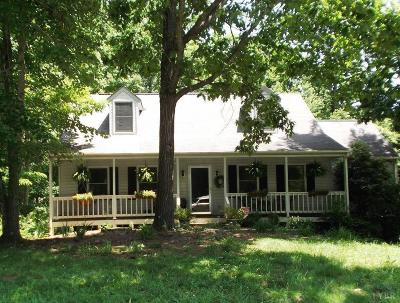 Forest VA Single Family Home For Sale: $199,900