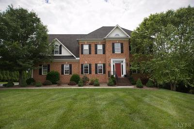 Lynchburg Single Family Home Contingent/Show: 112 Beacon Hill Place