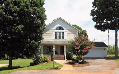 Forest Single Family Home For Sale: 101 Shady Oak Lane