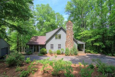 Monroe Single Family Home For Sale: 411 Foxcroft Drive
