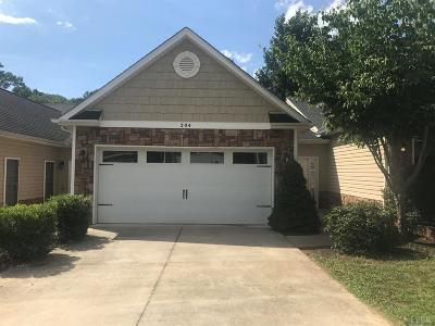 Lynchburg VA Condo/Townhouse For Sale: $194,500