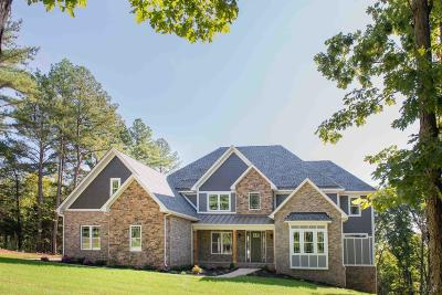 Lynchburg Single Family Home Contingent/Show: 1260 Highland Oaks Drive