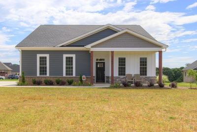 Forest Single Family Home For Sale: 2550 Everett Road