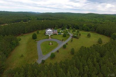 Single Family Home For Sale: 9721 Norwood Road