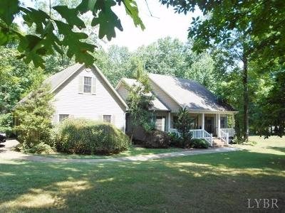 Single Family Home For Sale: 777 Woodchuck Drive