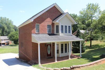 Lynchburg VA Single Family Home For Sale: $244,900