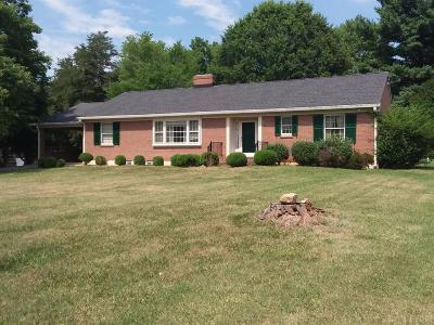 Single Family Home For Sale: 9905 Village Highway
