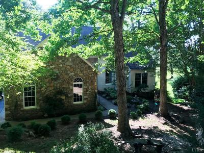 Forest Single Family Home For Sale: 112 Waterview Circle