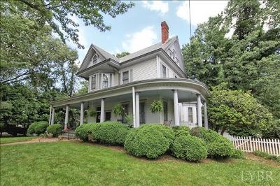 Lynchburg County Single Family Home For Sale: 301 Norfolk Avenue