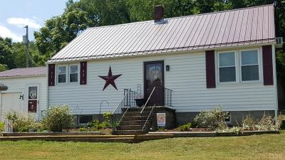Bedford County Single Family Home For Sale: 11716 Lee Jackson Hwy