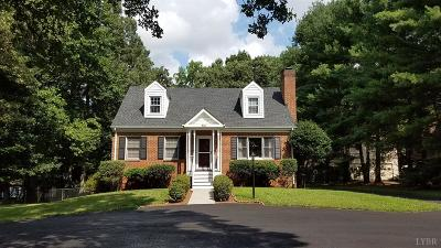 Forest VA Single Family Home For Sale: $244,900