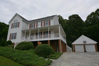 Forest VA Single Family Home For Sale: $284,900
