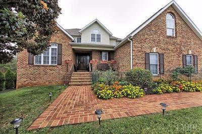 Forest VA Single Family Home For Sale: $384,500