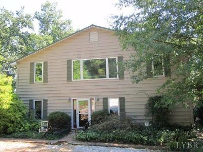 Single Family Home For Sale: 862 Wolf Creek Lane
