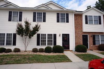 Condo/Townhouse Contingent/Show: 3600 Old Forest Road #84