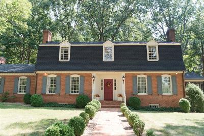 Single Family Home For Sale: 138 Trents Mill Road