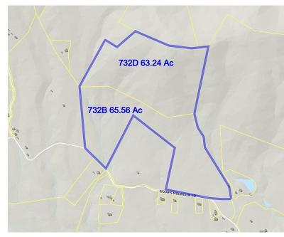 Residential Lots & Land For Sale: Sharps Mountain Road
