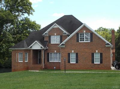 Forest VA Single Family Home For Sale: $489,900