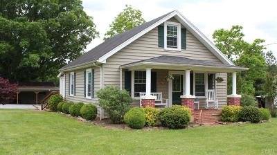 Hurt VA Single Family Home For Sale: $119,900