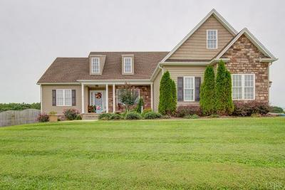 Bedford County Single Family Home Contingent/Show: 1167 Battlefield Road