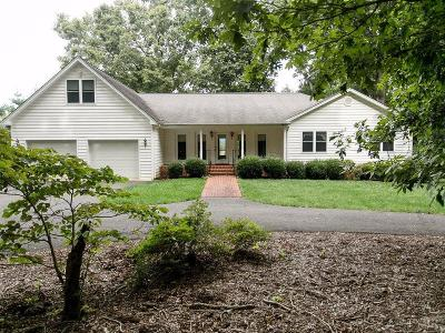 Bedford County Single Family Home For Sale: 1203 Everett Road