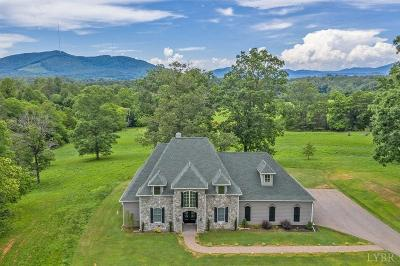 Bedford Single Family Home For Sale: 4829 Dickerson Mill Road