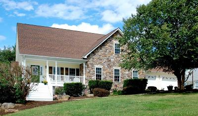 Bedford County Single Family Home For Sale: 1315 Donnally Road