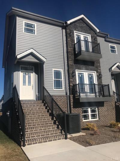 Bedford County Condo/Townhouse For Sale: 990 Brewington Drive