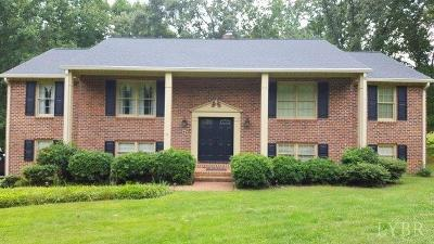 Forest Single Family Home For Sale: 286 Federal Hill Drive