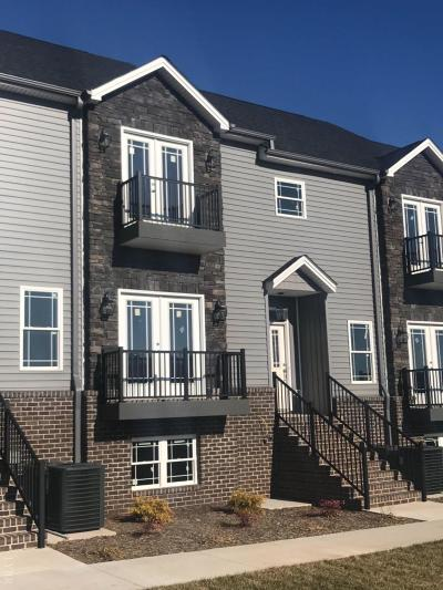 Bedford County Condo/Townhouse For Sale: 984 Brewington Drive