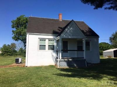 Single Family Home For Sale: 3335 Trent Hatchery Road
