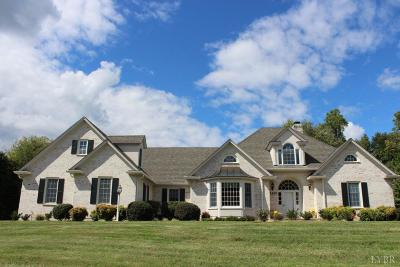 Lynchburg County Single Family Home For Sale: 3320 Dorchester Court