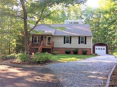 Bedford County Single Family Home Contingent/Show: 102 Capital Lane