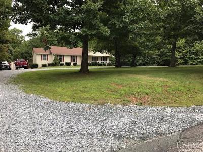Single Family Home For Sale: 204 Little Bear Lane