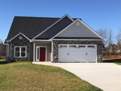 Forest Single Family Home For Sale: 1205 Hupps Hill Lane