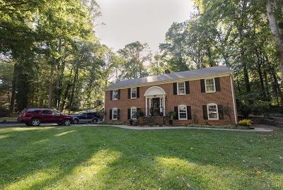 Forest Single Family Home For Sale: 105 Old Forge Place