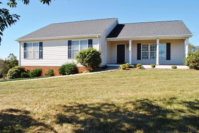 Forest Single Family Home For Sale: 2507 Everett Road