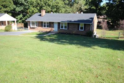 Amherst County Single Family Home For Sale: 148 William Drive