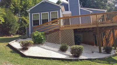 Monroe Single Family Home For Sale: 548 Crest Of Pedlar