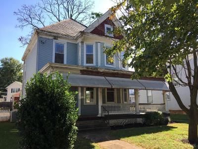 Single Family Home For Sale: 1362 Rivermont Avenue
