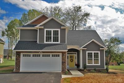Forest Single Family Home For Sale: 1154 Willow Valley Lane