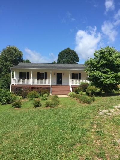 Amherst County Single Family Home Contingent/Show: 1473 Father Judge Road