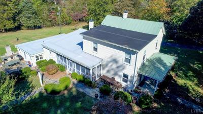 Amherst County Single Family Home For Sale: 217 Hanger Road