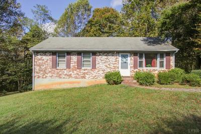Amherst County Single Family Home For Sale: 230 Longview Dr