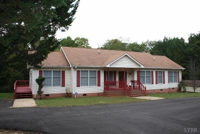 Single Family Home For Sale: 343 Patterson Street