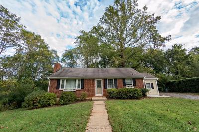 Forest, Lynchburg Single Family Home For Sale: 209 Roundelay Circle