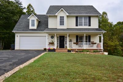 Campbell County Single Family Home For Sale: 126 Spring Oaks Drive